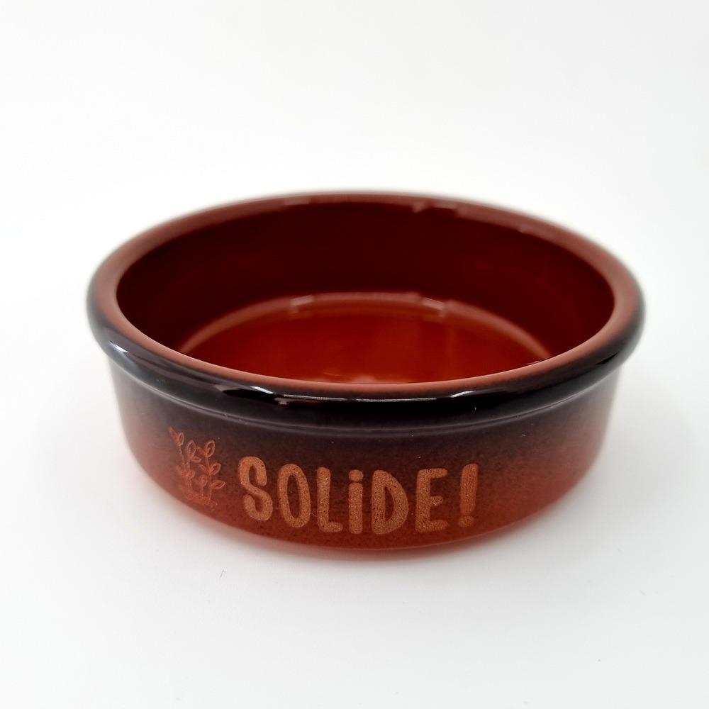 Support céramique pour Solide Vaisselle
