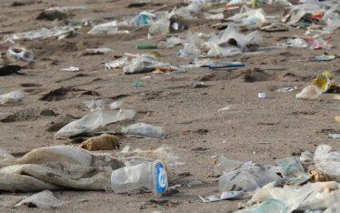 image pollution plastique plage